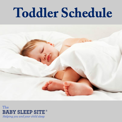 Toddler Schedule