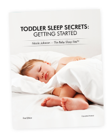 Toddler Sleep Training Secrets