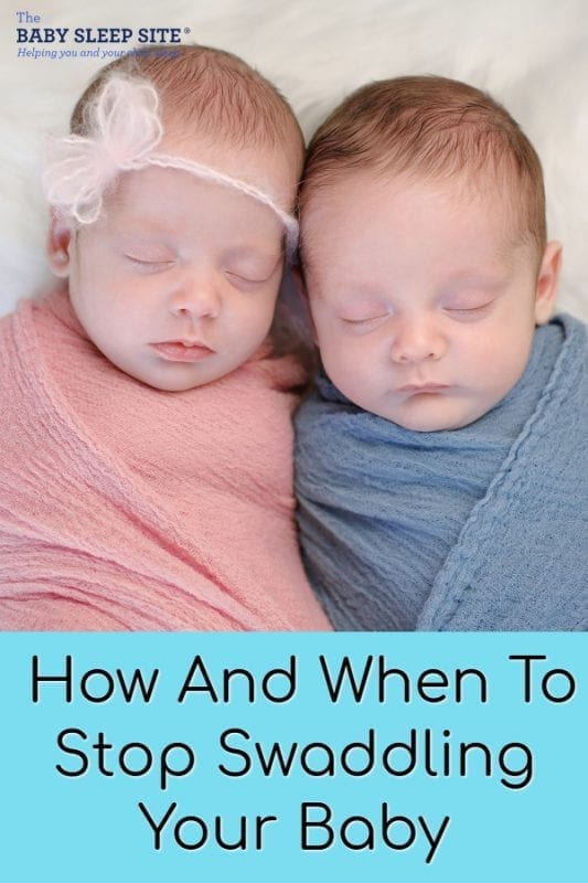 How And When To Stop Swaddling Your Baby
