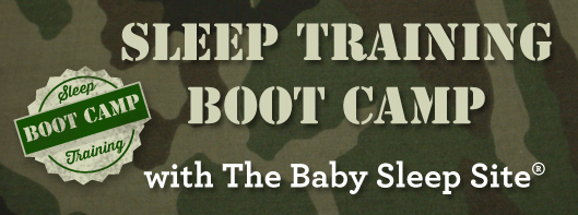 Sleep Training Boot Camp, Part One: 5 Things To Do Before You Sleep Train