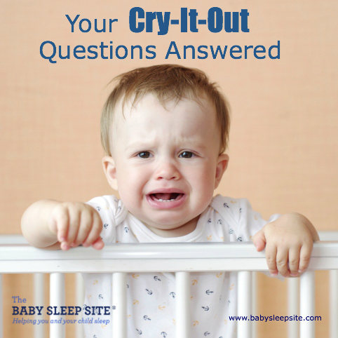 Your Cry It Out Sleep Training Questions Answered