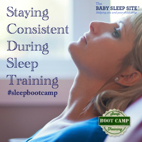 Staying Consistent With Sleep Training