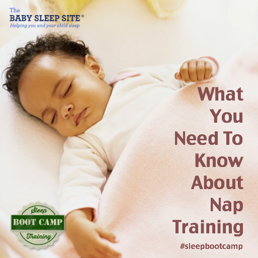 Sleep Training Boot Camp, Part Five: What You Need To Know About Nap Training