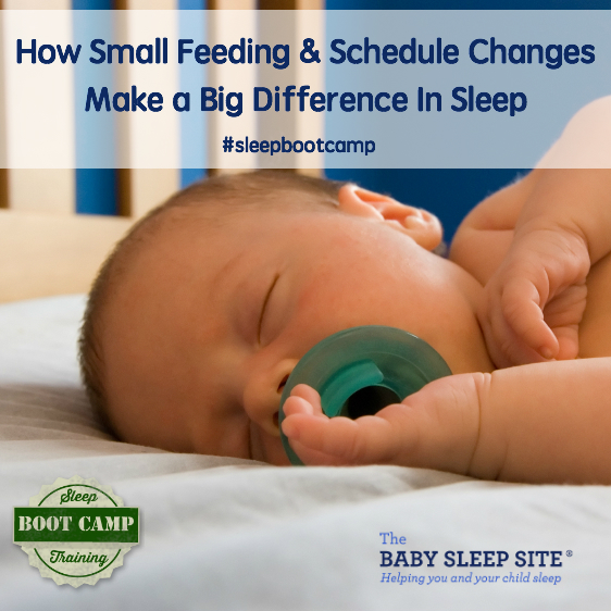 How Small Changes Can Make A Big Sleep Difference