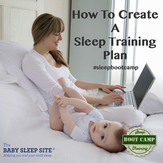 How To Create A Sleep Training Plan