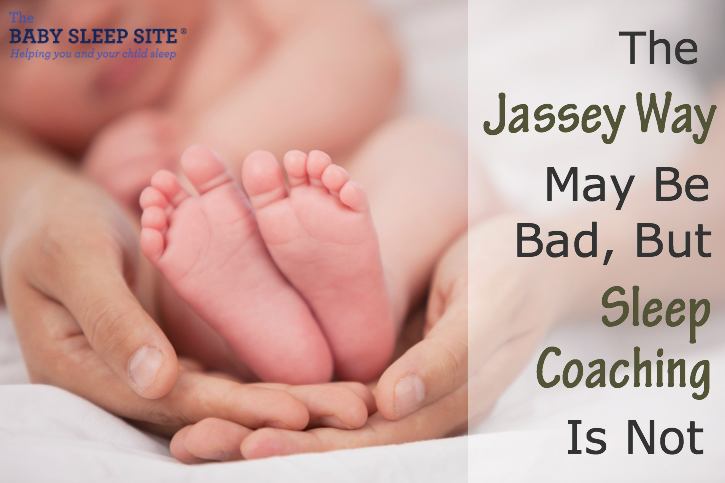 Jassey Newborn Sleep Coaching Method