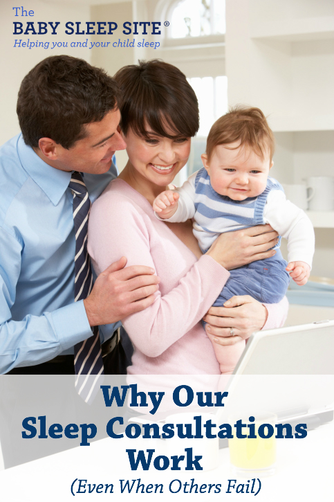 Why The Baby Sleep Site® Consulting Works