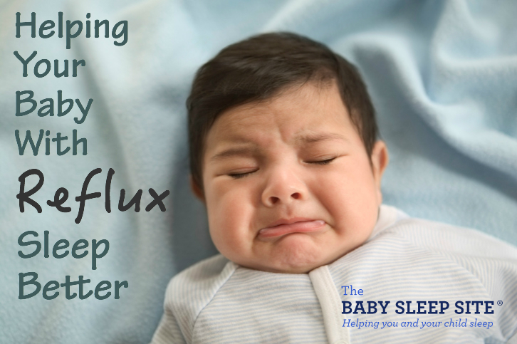 Helping Your Baby With Reflux (GERD) Sleep Better