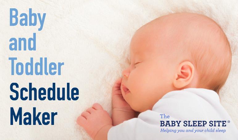 Baby Toddler Schedule Maker