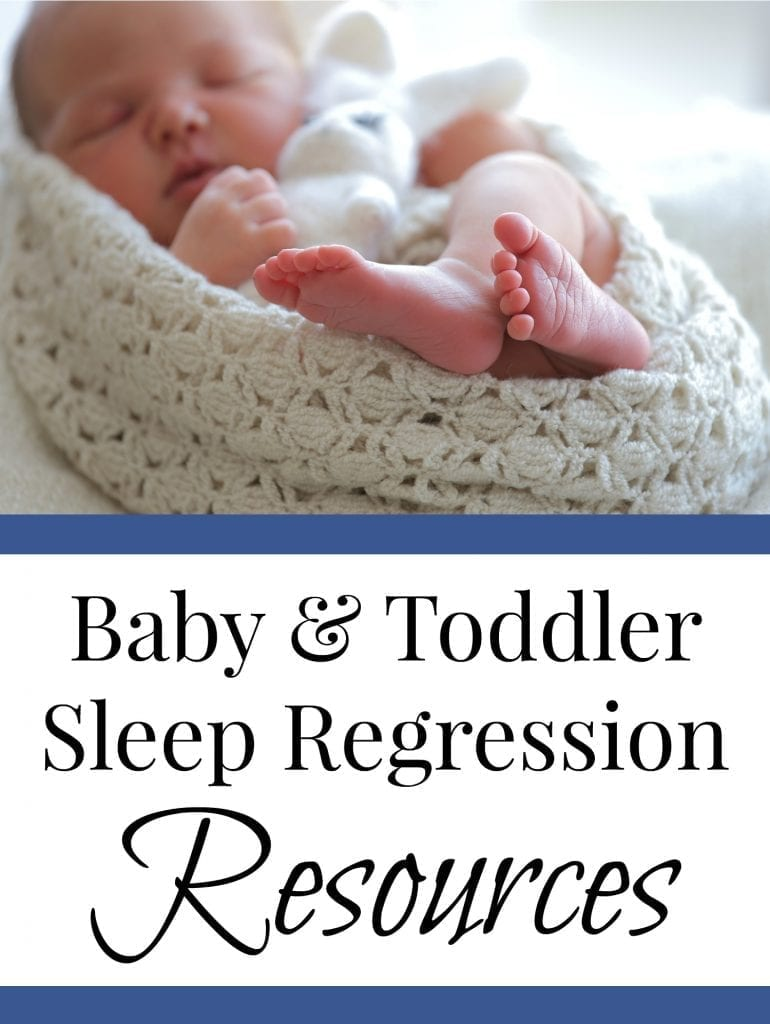 c81ff96f35fb Sleep Regression Resources