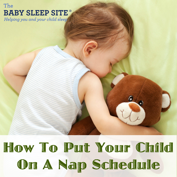How To Put Your Baby or Toddler On A Schedule