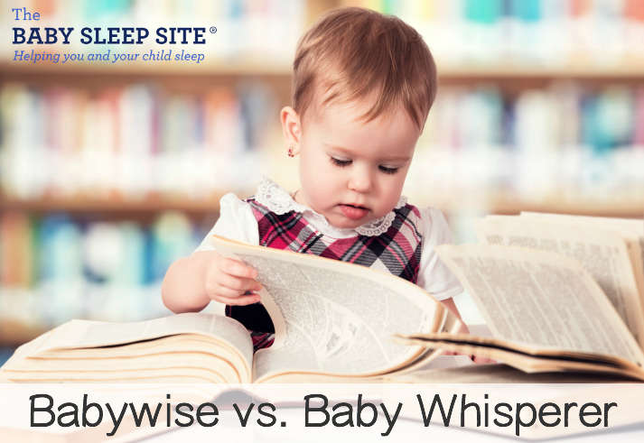 Babywise vs Baby Whisperer