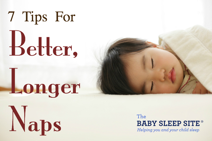 Tips For Better Longer Naps