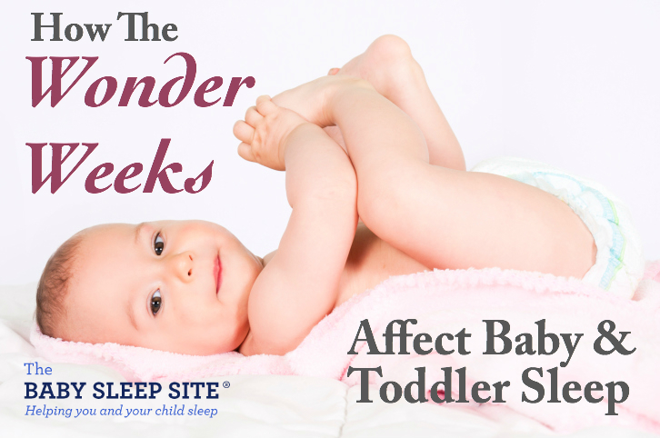 Wonder Weeks Baby Toddler Sleep