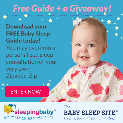 Better Sleep Giveaway With Zipadee Zip And The Baby Sleep Site The