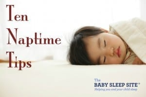 Ten NaptimeTips