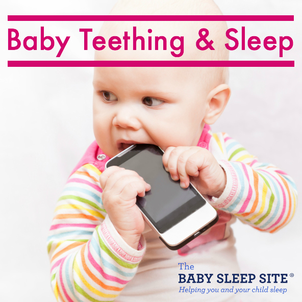 Baby Teething and Sleep
