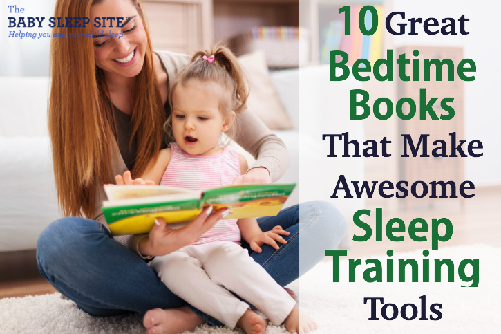 Bedtime Books Sleep Training Tools