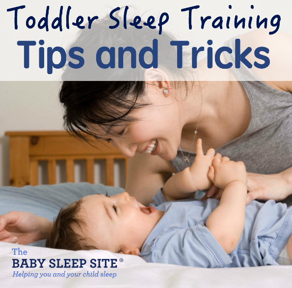 Toddler Sleep Training: 7 Tips and Tricks