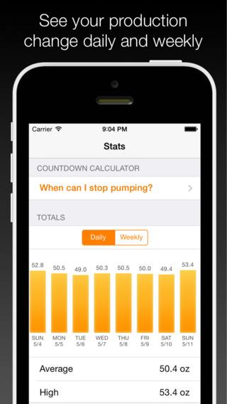 Pump Log App
