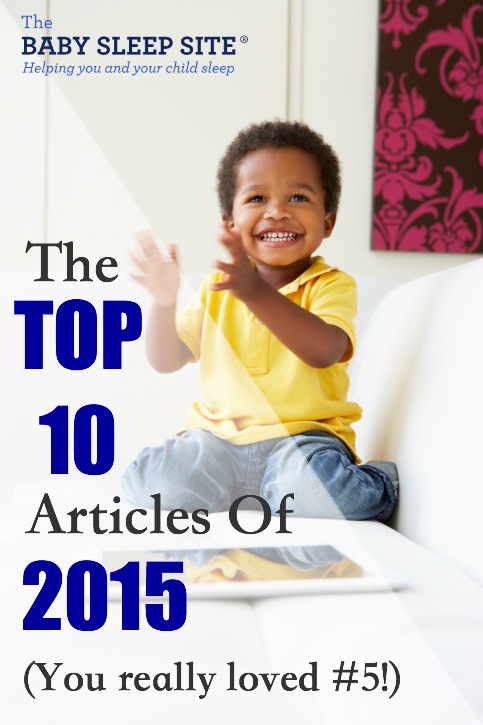 10 Baby and Toddler Sleep Articles That You Loved in 2014 (#1 Was SO Popular!)