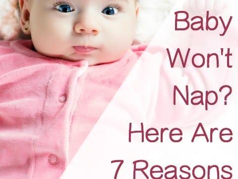 Baby Wont Nap
