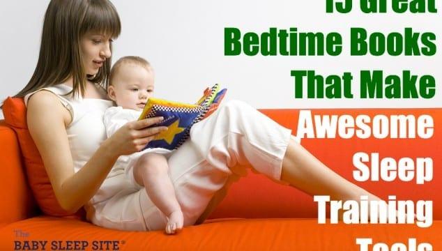 bedtime books stories sleep training