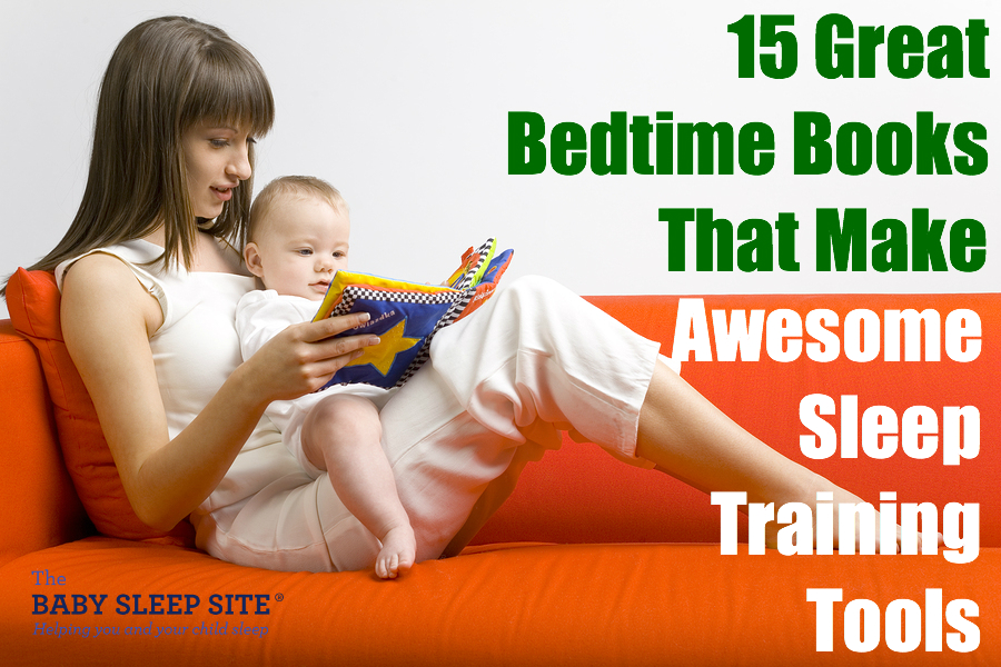bedtime books stories sleep training