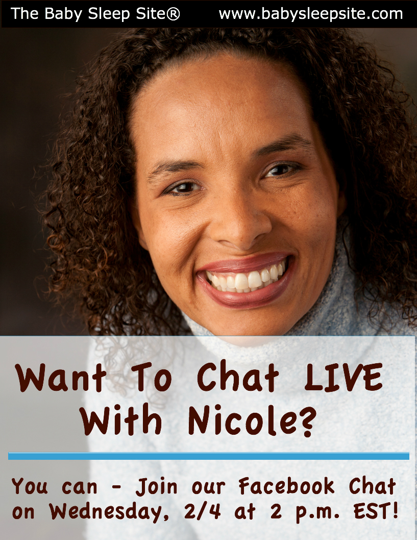 Want A Chance To Chat Live With Nicole?