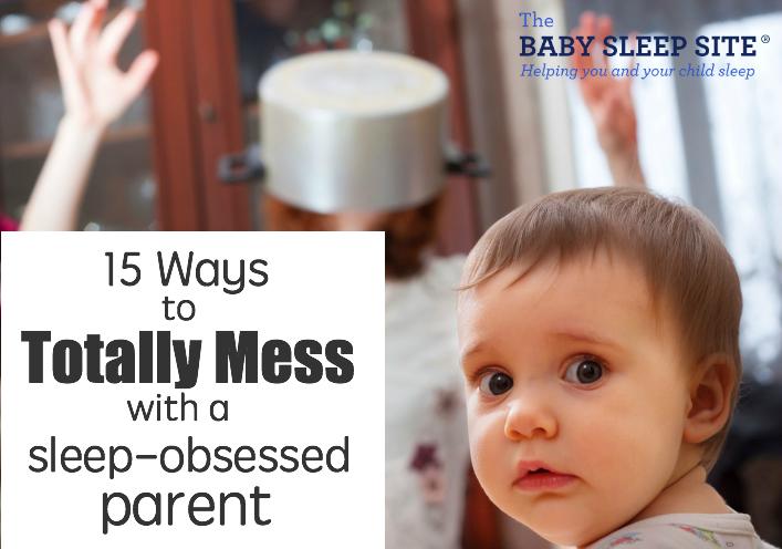 Sleep Obsessed Parent