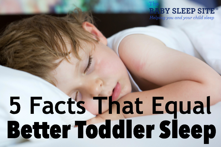Better Toddler Sleep