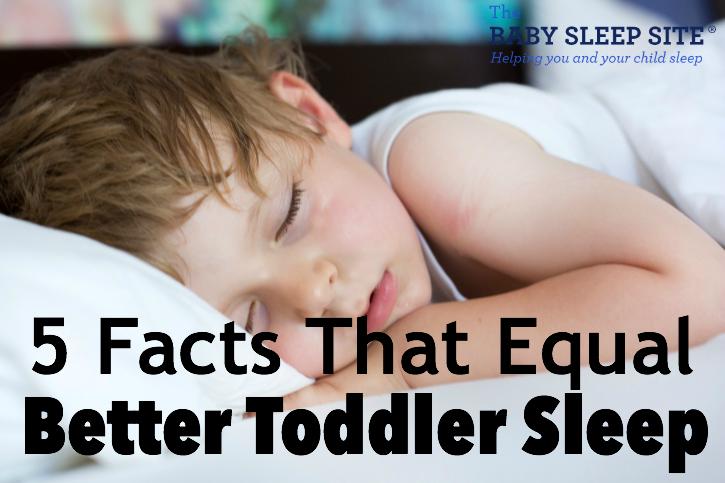 Better Toddler Sleep