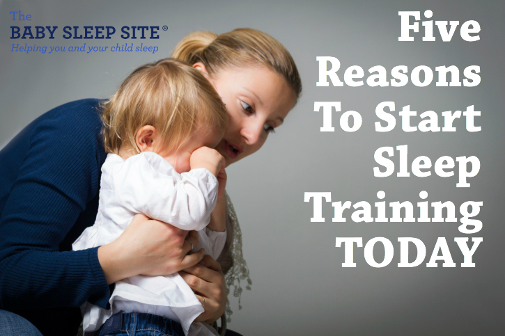 5 Reasons To Start Sleep Training TODAY