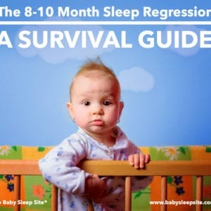 8-10 Month Sleep Regression
