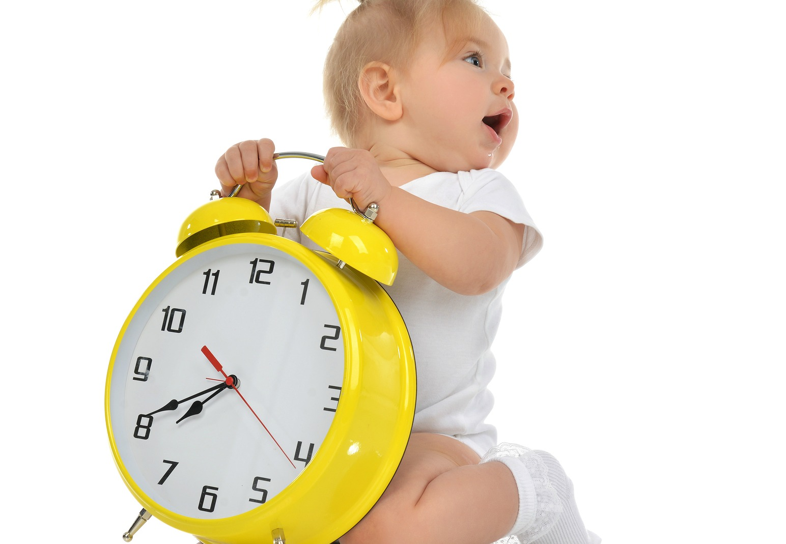 How To Get Your Baby On A Schedule