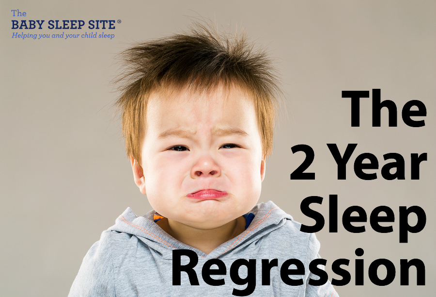 2 Year Sleep Regression Toddler