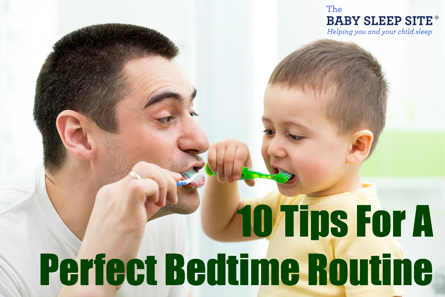 10 Bedtime Routine Tips: Crafting the Perfect Baby and Toddler Bedtime Routine