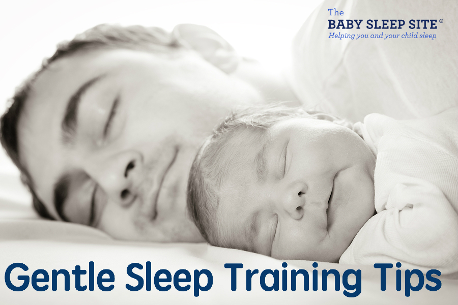 Gentle Sleep Training Explained + 5 Strategies