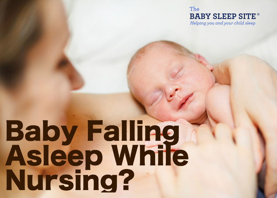 Baby Falls Asleep Nursing? Here's How To Keep Baby Awake While Breastfeeding