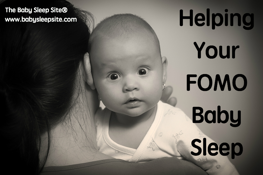 How To Help Your FOMO Baby Sleep