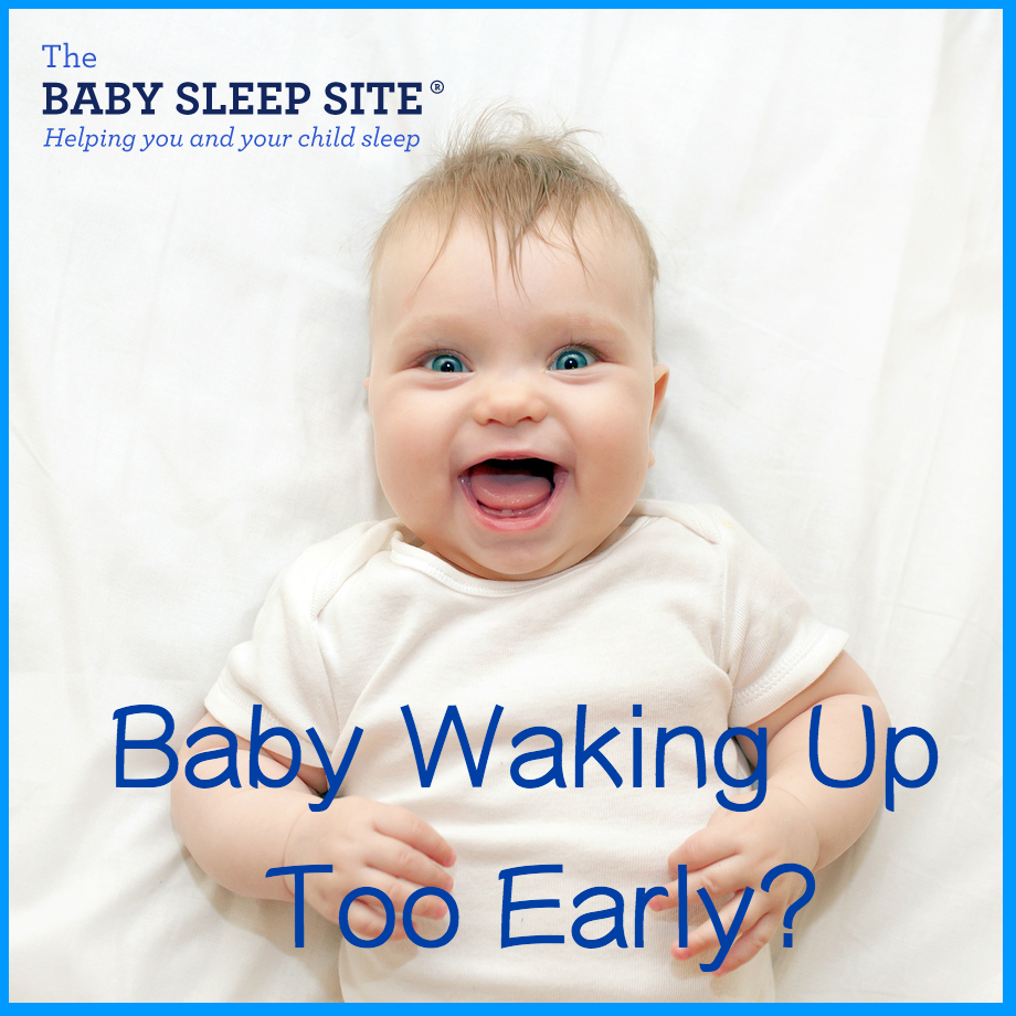 Baby Waking Up Too Early? Here Are 5 Tips To Help