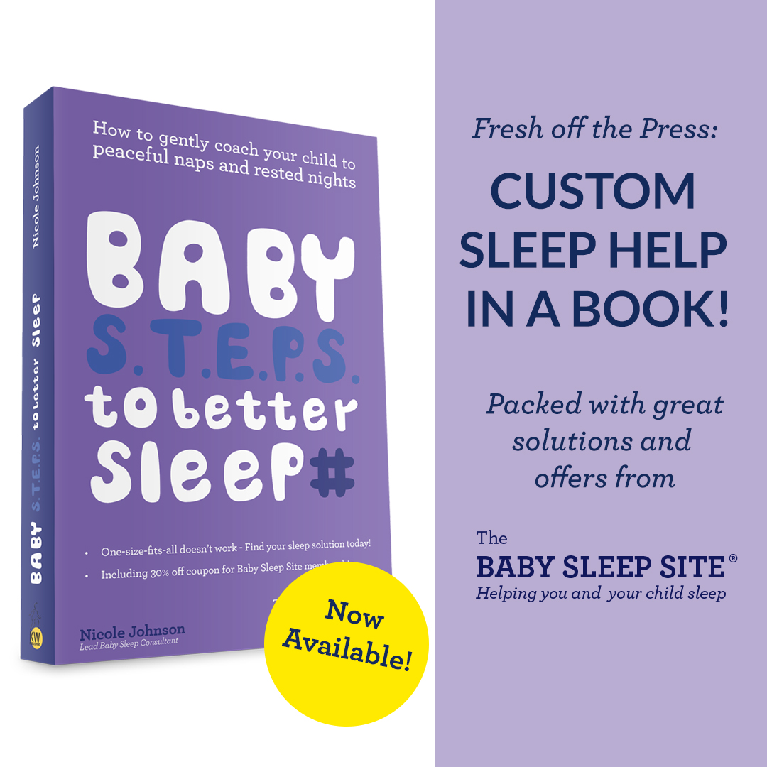 Introducing Baby S.T.E.P.S. to Better Sleep, the Newest Product from The Baby Sleep Site!