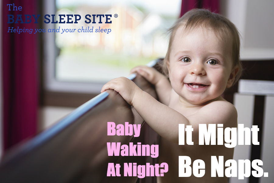 Baby Waking At Night? NAPS May Be The Issue
