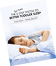 The 5-Step System to Better Toddler Sleep