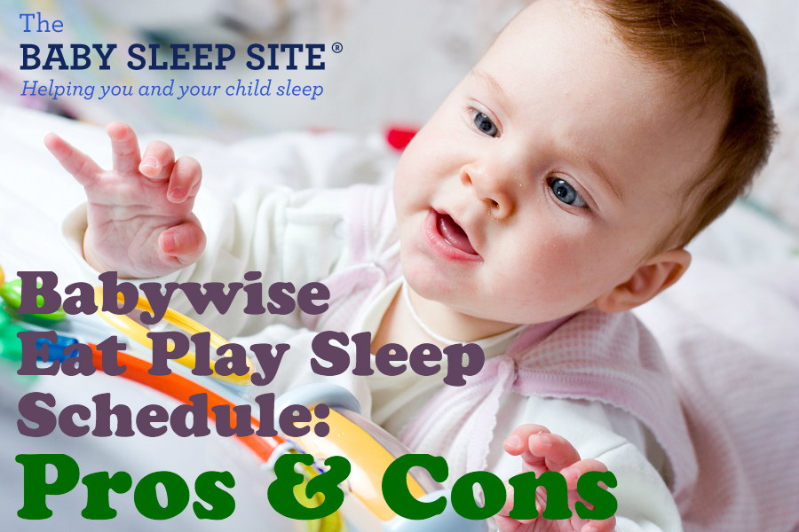 Babywise eat play sleep schedule
