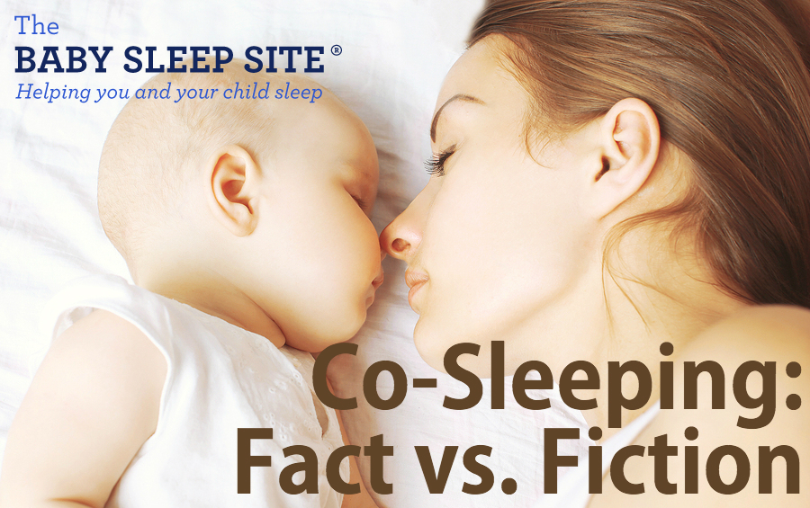 Co-Sleeping: 4 Fact vs. Fiction Questions