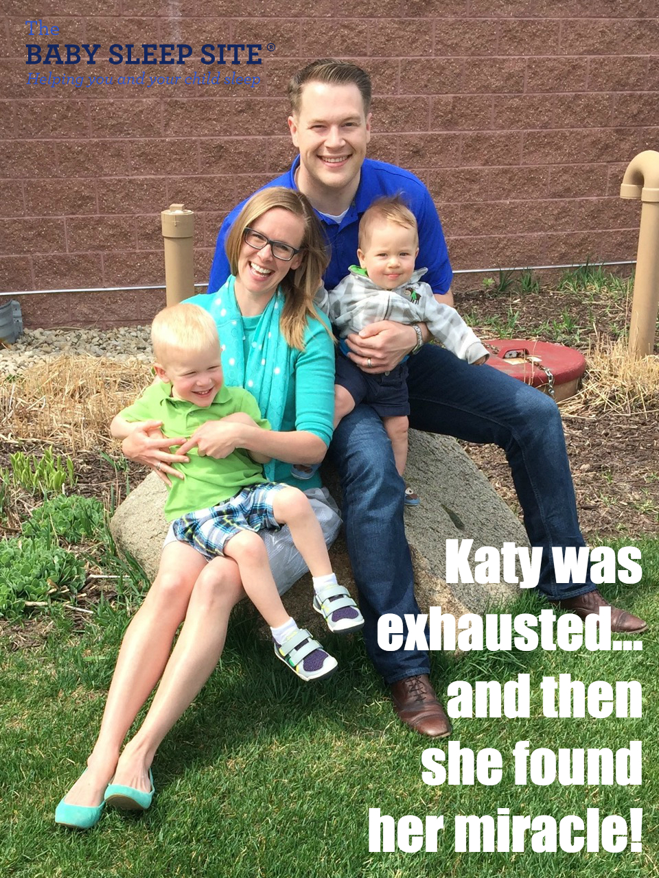 Introducing Summer's Featured Families: Meet Caitlin & Katy!