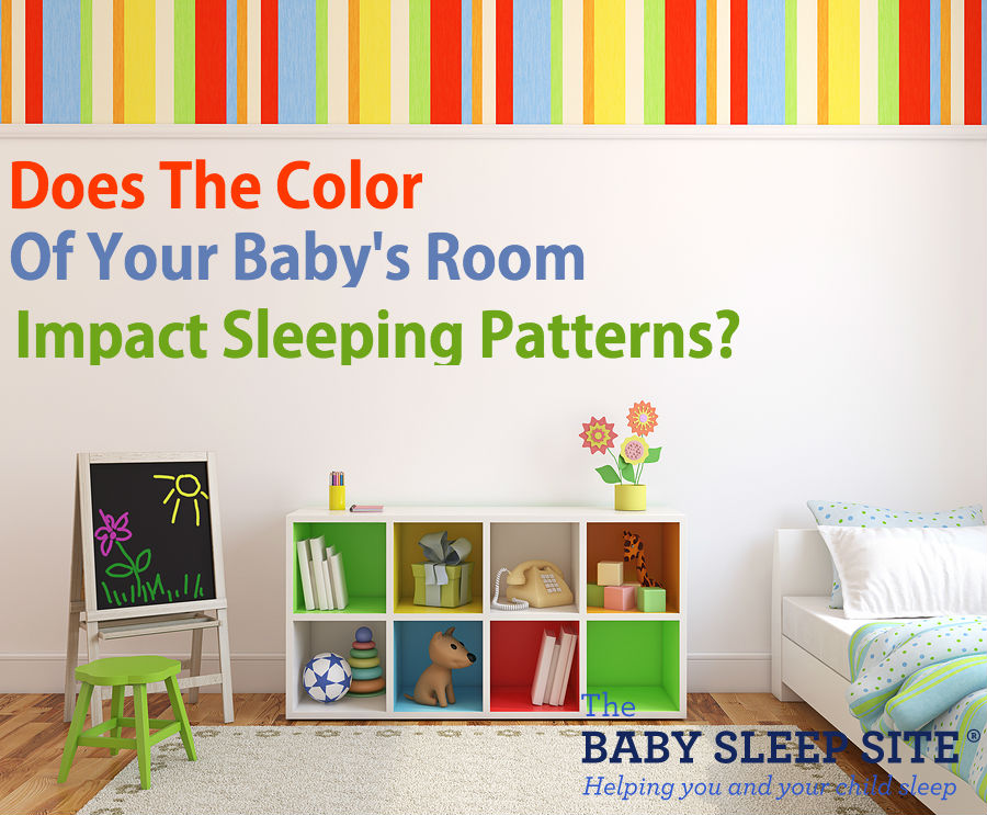 Does The Color Of Your Baby's Nursery Affect Sleep?