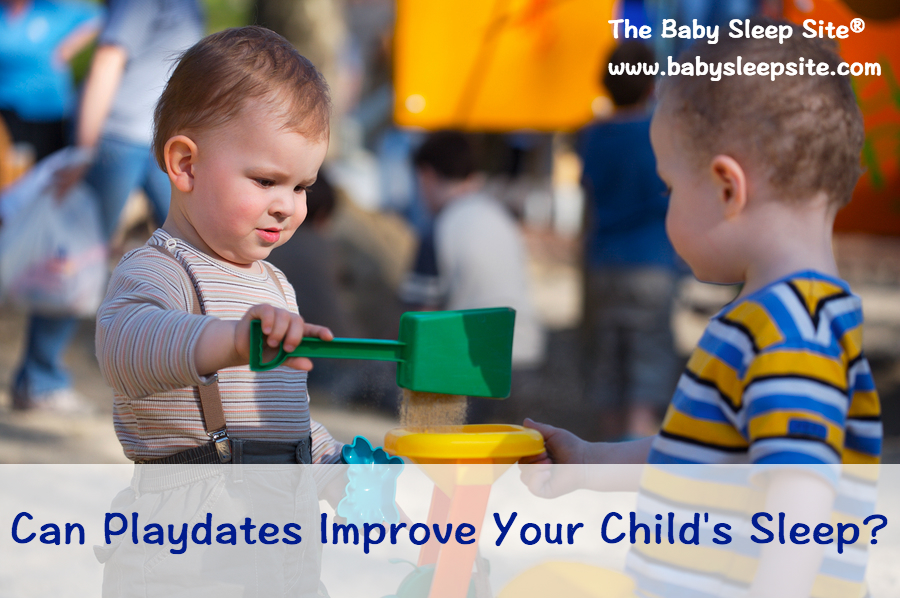 Can Playdates Mean More Sleep For Your Baby or Toddler?