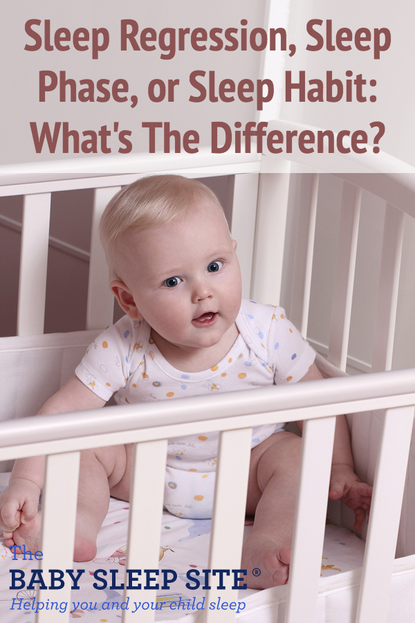 Sleep Regression, Phase, or Habit – Which Is Causing Your Baby's Sleep Problems?